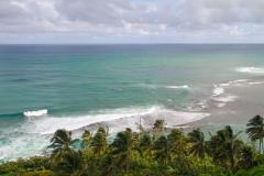 Napali Coast, Kauai Ocean Waves