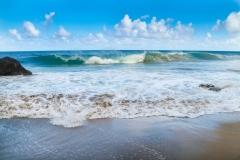 Beautiful Kauai Ocean Waves