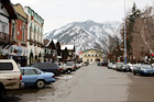 Downtown Leavenworth & Street digital painting