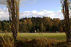 Farmland in Countryside of Orting, Washington photo thumbnail